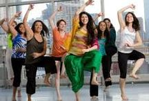 Masala Bhangra / Masala = spicy Bhangra = dance Get your bollywood groove on!