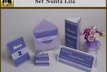 Set nunta Lila