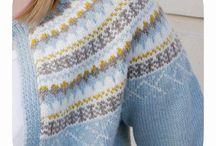 Knitting Ina