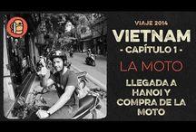Vídeos de viaje - VIETNAM 2014/15