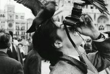 Black and white photography / Robert Doisneau...one of my favorite vintage photographers
