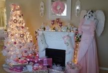 pink christmas / by Cinthia M. Favela
