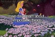 Because of Disney <3