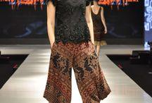 Traditional tekstile for fashion