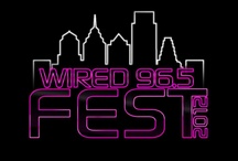 Wired 96.5 Fest 2012 / by Wired 96.5