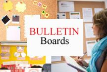 Bulletin Boards / Bulletin Board inspiration for classroom teachers. / by Tree Top Secret Education