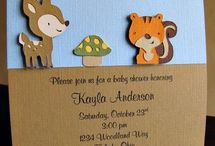 Crafts - Invitations / by Kim Maynard