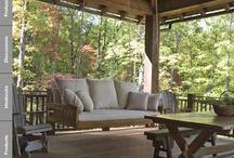 Back Porch Sittin / by Kelly Flournoy