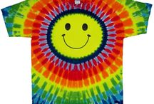 Tie Dye Kids Shirts / Various tie dye shirts in youth sizes.