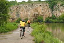 Danube guided bike tours / Multi day bicycle tours along the Lower Danube and the Danube Delta. Easy, moderate and adventurous cycling in Bulgaria and Romania.