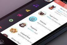 Ui mobile :: menu