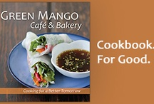Recipes / Green Mango Cafe & Bakery is a culinary kitchen that is helping women in Cambodia, for more info visit www.centerforglobalimpact.org