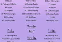 Fitness / Diets / Inspiration