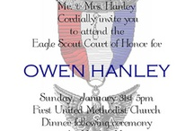 Eagle Scout / by Vicky Drewry-Smith