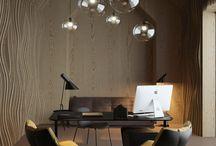 Office Design / Office space, furniture, decor