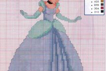 Disney cross stitch