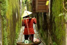 Vietnam / Vietnam reizen zoals jij het wilt? PANGEA Travel organiseert reizen op maat naar Vietnam, wij kennen de bestemming uit eigen ervaring; www.pangeatravel.nl