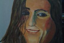 Tekeningen Portretschilderijen