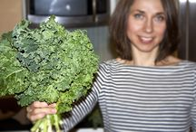 Kale and other greens I love