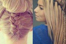 Her hair / by Priscyla Tenório