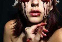 krew/oczy