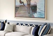 Coastal Living / Inspired by my life by the sea and my florida beaches