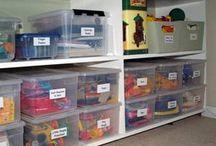 Organizing Children