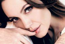 Angelina Jolie / by Leslie Roselip