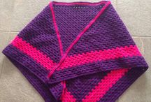 Crochet - my projects