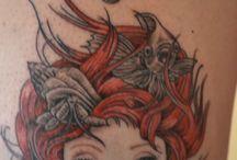 Tattoos / by Lau Far