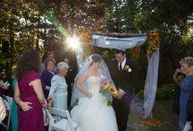 Calamigos Ranch / Vintage, rustic, sunflower themed wedding at Calamigos Ranch in Agoura/Malibu, California