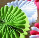 Paper flowers - kwiaty z papieru