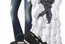 Sko og klær / Min mote