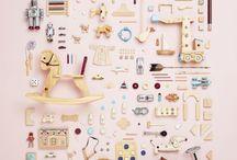 T O D D . M C L E L L A N . & . CO / Travail de Todd McLellan et principe d'éclaté d'objets