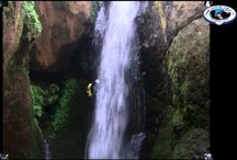 Adventure Canyoning in Nepal / Adventure Canyoning in unexplored waterfalls, canyons, gorges and wild rivers in the Himalaya of Nepal is an extremely adventurous sports.