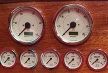 Gauges for Boats / There is a wide range of #gauges built for #marine applications and #boats, some of which are featured in this collection. http://www.caigauge.com/marine