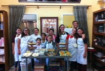 Kids Cooking Classes - Santa Monica Ca / Inspiration and real photos from Chef Eric's kids camp cooking classes from June-July. To enroll your young chef in one of our classes click here: http://culinaryclassroom.com/kids-summer-programs/