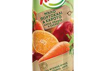Packaging: juice & drink