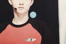 EXO /  Kai D.O. Baekhyun Chanyeol *Kris* Tao Sehun *Luhan* Xiumin Lay Suho Chen   ✨WE.ARE.ONE✨