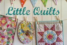 Mini Quilts / by Karen Ganske