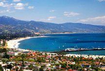 Santa Barbara / Santa Barbara is one of the most beautiful places anyone could dream of living!