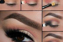Makijaż Smoky Eye
