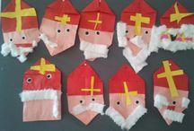 School : Sinterklaas