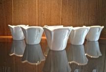 Menaje de Arobe / Vasos, tazas y tazones, platos, bandejas.... todo para alegrar tu cocina.