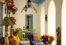 Menorca / Creating a Spanish style beach house / by Saskia Covington