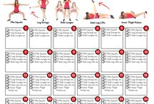 Thigh workouts