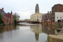 VP Visits Boston, Lincolnshire / As I travel around the UK I see some amazing places....here is a couple of pics from the beautiful Boston, Lincolnshire
