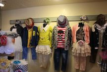 thrift store idea displays