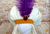 Aladdin disfraz