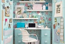 Office and craft space